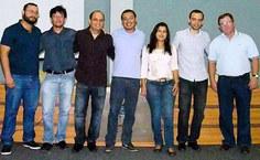 Docentes do ICAT e profissionais convidados para palestras