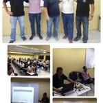 Professores do ICAT visitam escola para divulgação do curso de Meteorologia