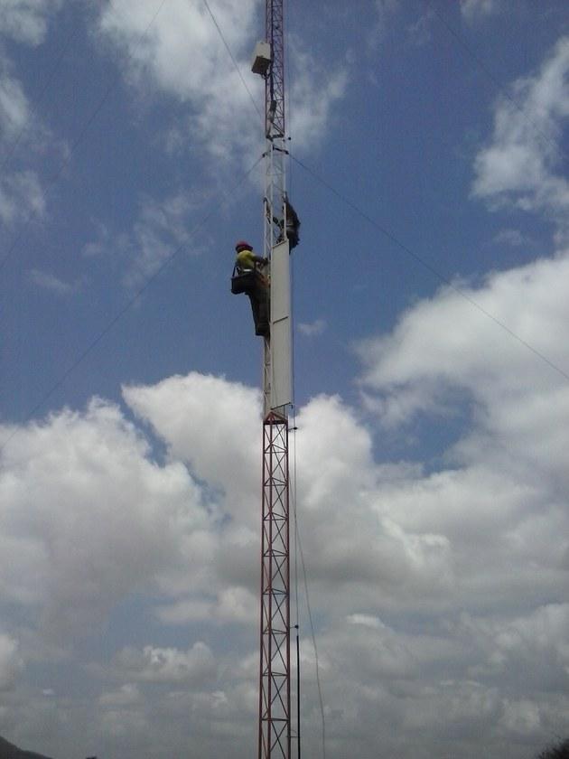 Torre Anemométrica de Craíbas/AL